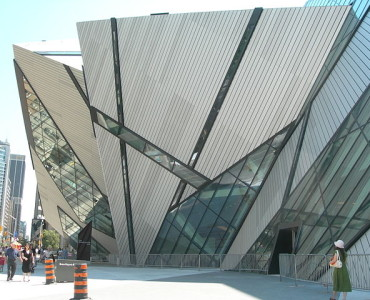 Royal Ontario Museum is one of Canada's leading museums