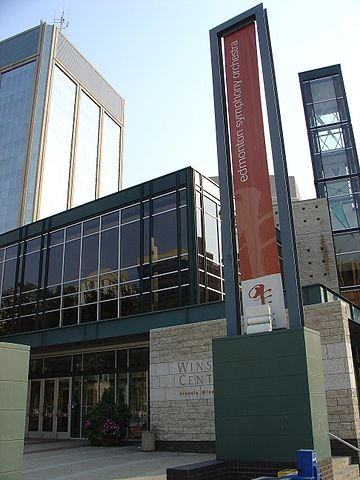 The Francis Winspear Centre for Music